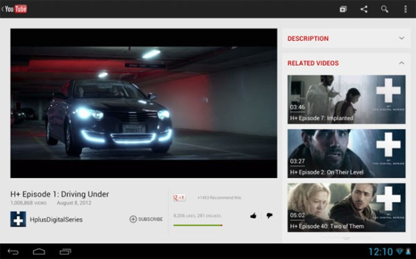 captura youtuve pad