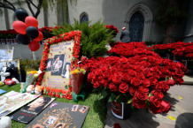 US-ENTERTAINMENT-MUSIC-JACKSON-DEATH-ANNIVERSARY