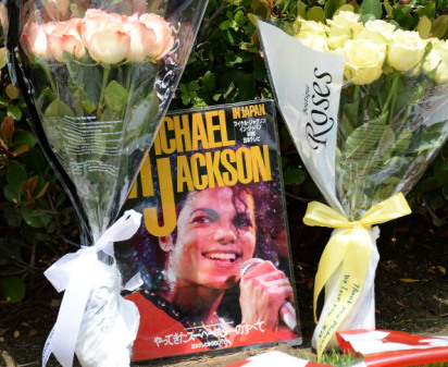 US-ENTERTAINMENT-MUSIC-JACKSON-DEATH ANNIVERSARY